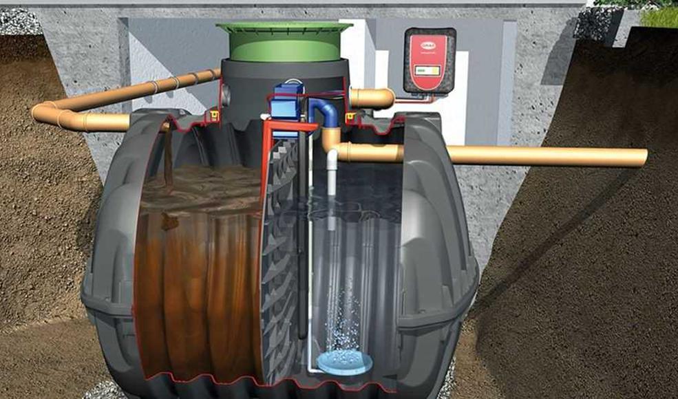 Septic Tank Installation - Pat Lordan Groundworks